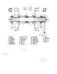 Hoist Drum Design Figure 278 Crane Hoist Drum Shaft Assembly