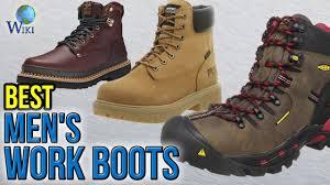 Wiki Work 10 Best Mens Work Boots 2017