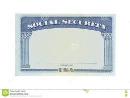 Social Stock Money Card Image Blank Security Of Photo 81365878 -