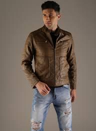 flying machine brown solid biker jacket for men india best s reviews fl055ma83tjlindfas