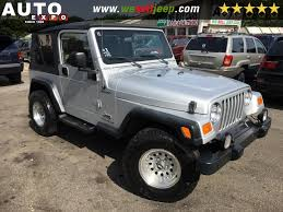 2003 jeep wrangler 2dr sport available for in huntington new york auto