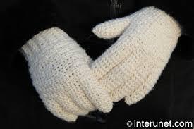 Crochet Gloves Pattern Classy How To Crochet Gloves For A Woman Interunet