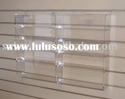 Lucite Stands For Display Wall Mounted Acrylic Display ShelfPlexiglass Book StandLucite 15