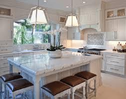 L Shaped Eat In Kitchen Design