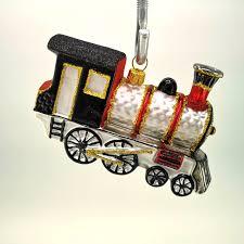Die Kleine Geschenkidee Lokomotive Schwarz Weiß Rot