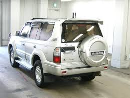 Used Toyota Land Cruiser Prado 2002 in Auto Auctions at USS Nagoya