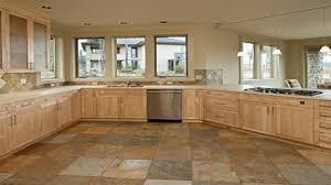 Kitchen Floor Ceramic Tile Dark Kitchen Cabinets Tile Best Tile For