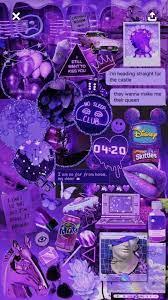 Purple Wallpaper Iphone Aesthetic ...