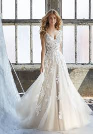 Awesome Mori Lee Wedding Gown Kennedy Style 8206 Dress