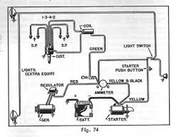 wiring diagram for massey harris pony massey harris massey for wiring voltage reg