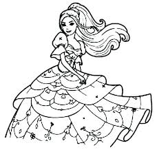 Barbie Coloring Pages Free Barbie Coloring Pages Games Online Barbie