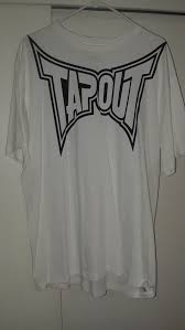 Tapout Clothing Size Chart Tapout Mens Size Xlarge White T Shirt Fashion Clothing