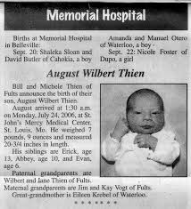 61 Info Birth Announcement Format Newspaper Printable Pdf