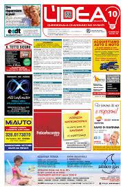 Idea n°10 del 21 maggio 2015 by publik image srl issuu