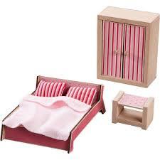 Haba 301988 Little Friends Puppenhausmöbel Schlafzimmer Online