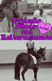 Typische Pferde Und Reitermomente Englische Pferdesprüche Wattpad