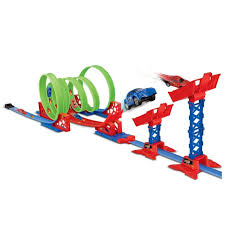 diy magic tracks bending several race track kids toys gift cod
