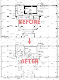 office space floor plan autocad cad office space layout