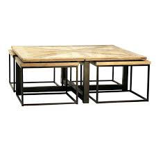 snack tables set stacking snack tables expandable coffee table black nesting coffee table round nesting cocktail