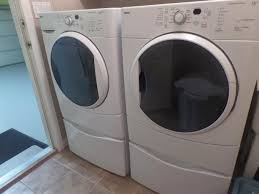 kenmore he washer and dryer. kenmore front loading washer and dryer he h