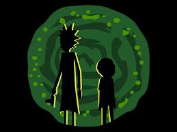 Rick And Morty Designs Minimalist Rick And Morty Design R Rickandmorty Rick And