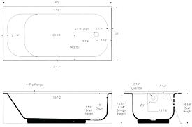 dimensions of a bathtub corner tub garden measurements beautiful home depot corner tub dimensions bathtubs