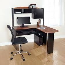 corner home office desks. Corner L Shaped Desk Computer Home Office With Hutch Desks