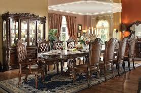 formal round dining room tables designs plain decoration formal dining table set formal dining room table