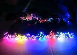 Environmental Solar LED String Lights 2 Meter Lead Wire For Holiday