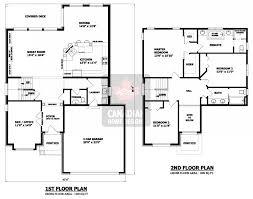 Floor Plans With Garage