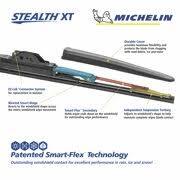 Michelin Stealth Xt Hybrid Wiper Blade