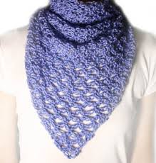 Crochet Patterns For Scarves Best Crochet Spot Blog Archive Crochet Pattern Lover's Knot Triangle