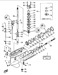 Yamaha outboard engine diagram auto electrical wiring diagram