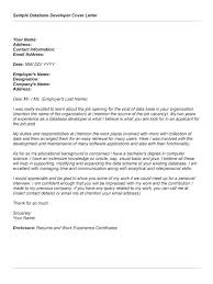 Examples For Cover Letter For Resume Closing Paragraph Cover Letter