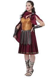 plus size wednesday addams costume gladiator plus size costume for women
