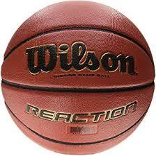Wilson Basketball Size Chart Wilson Mens Reaction Microfibre Composite Leather Amazon