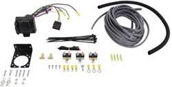 hopkins trailer brake controller wiring harness for a 2012 dodge ram universal installation kit for trailer brake controller 7 way rv and 4 way