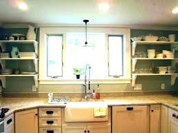 over kitchen sink lighting kitchen lighting over sink over kitchen sink lighting pendant light over sink
