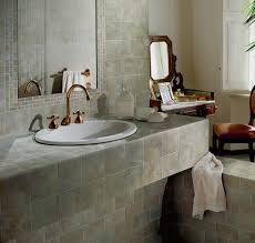 Backsplash Bathroom Ideas Impressive Creative Ideas For Bathroom Backsplashes