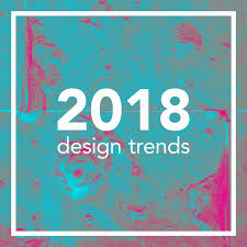 Graphic Design Trends 2018 2018 Design Trends Printing Com Creative Insights