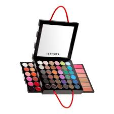 add to bag sephora collection um ping bag makeup palette