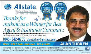 Allstate Car Insurance In Middletown NY Alan Turken Simple All State Quote
