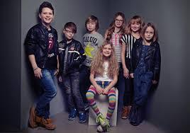 účesy Do školy Pro Malé školáky Young Stars Podle J7 Vlasy A účesy