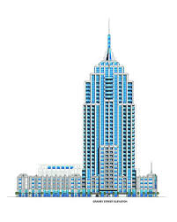 AJ McPeak on Behance   Building, Willis tower, Rooftop