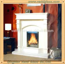 fireplace ceramic glass ceramic glass panel heat resistant glass gas fireplace door resistant oven door gas