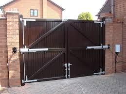 both modern and stylish our upvc garden side and driveway gates are a practical alternative to traditional metal or wooden gates