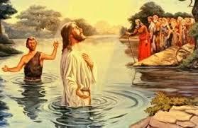 Why was Jesus baptized? - Quora