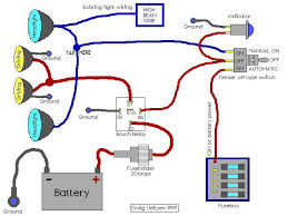 driving lights wired to high beams off road vehicles and driving lights wiring diagram with relay at Wiring A Relay For Lights