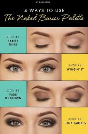 basic eye makeup