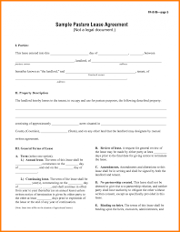 One Page Lease Rental Agreement Free Printable Forms Pet